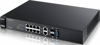 Switch ZyXEL GS2210-8HP 8-port Gigabit Ethernet PoE 2-port Combo Gigabit Switch-uri