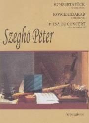 Szegho Peter - Piesa de concert pentru vibrafon