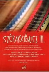 Szorakatenusz Iii - Piese Pentru Pian De Compozitori Maghiari Din Transilvania