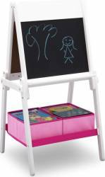 Tabla magnetica Delta Children multifunctionala Premium White Mobila si Depozitare jucarii