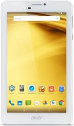 Tableta Acer Iconia Talk 7 B1-733-K3G3 7 16GB Wi-Fi Android 6.0 Silver Tablete
