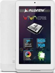 Tableta Allview Viva C702 8GB WiFi Android 6.0 White Tablete