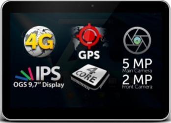 Tableta Allview Viva H10 LTE 8GB 4G Android 4.4 Black