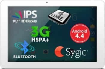 Tableta Allview Viva H10HD 8GB 3G Android 4.4 White