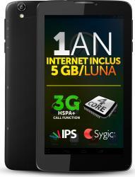 Tableta Allview Viva H7 Life 8GB 3G Black-Black+Internet Gratuit
