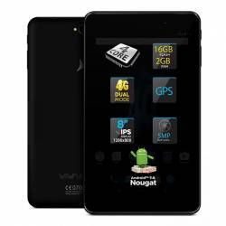 Tableta Allview Viva H802 LTE 16GB 4G Android 7.0 Black Tablete