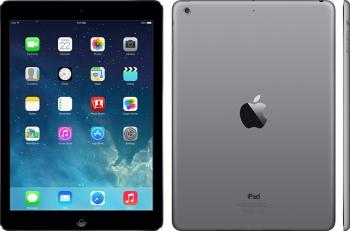 imagine Tableta Apple iPad Air WiFi 16GB Space Gray md785hc/b-ro