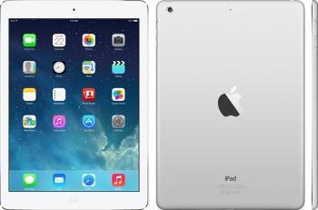 imagine Tableta Apple iPad Air WiFi 16GB Silver md788hc/b-ro