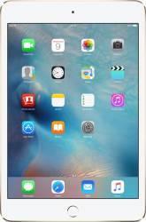 Tableta Apple iPad Mini 4 Wi-Fi + Cellular 128GB Gold Tablete