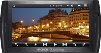 imagine Tableta Archos 70 HT 8GB 660Mhz Android 2.1 a70ht2818r