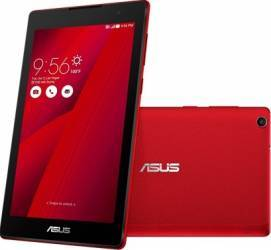 Tableta Asus ZenPad Z170CG x3-C3230 16 GB Android 5.0 3G Red