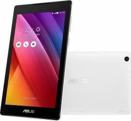Tableta Asus ZenPad Z170CG x3-C3230 16GB Android 5.0 3G White Bonus Husa Tableta 7 Asus
