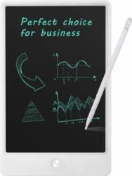 Tableta digitala 10.5 inch pentru scris si desenat cu ecran LCD, alb Tablete Grafice
