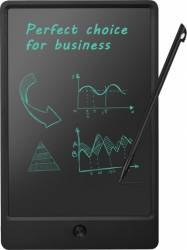 Tableta digitala 10.5 inch pentru scris si desenat cu ecran LCD, negru Tablete Grafice