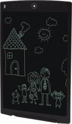 Tableta digitala 12 inch pentru scris si desenat cu ecran LCD, negru Tablete Grafice