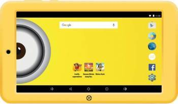 Tableta eSTAR Beauty Minions 8GB Android 5.1 WiFi Yellow Tablete