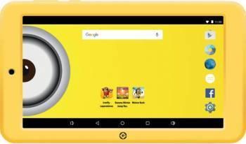 Tableta eSTAR Beauty Minions 8GB Android 5.1 WiFi Yellow Resigilat