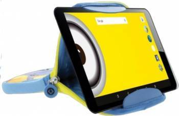 Tableta eSTAR Dave 8GB Android 5.1 WiFi Black-Yellow + Husa Resigilat