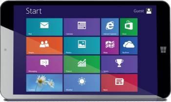 Tableta eSTAR Gemini HD Quad Z3735F 8GB 3G Windows 8.1 Bing Black