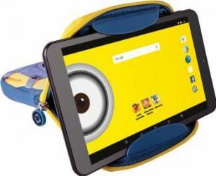 Tableta eSTAR Kevin 8GB Android 5.1 WiFi Black-Yellow + Husa
