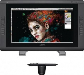 Tableta grafica Wacom Cintiq 22HD touch DTH-2200