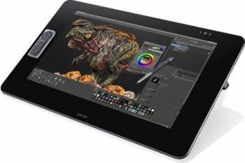 Tableta grafica Wacom Cintiq 27QHD Interactive Touch Pen Display 27inch DTH-2700 Tablete Grafice