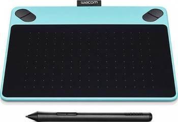 Tableta grafica Wacom Intuos Art Medium North Albastra Tablete Grafice