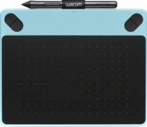 Tableta grafica Wacom Intuos Art Small North Albastra Tablete Grafice