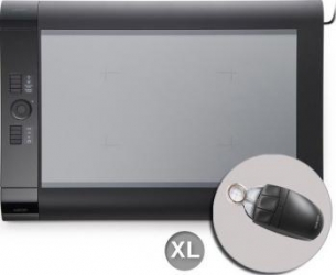 Tableta grafica WACOM Intuos4 XL CAD PTK-1240-C Tablete Grafice