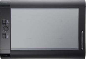Tableta grafica WACOM Intuos4 XL DTP PTK-1240-D Tablete Grafice