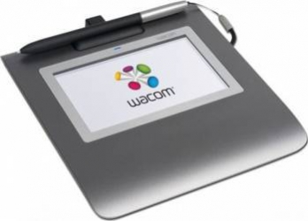 Tableta grafica Wacom Signature 5 inch STU-530-SP-SET Tablete Grafice