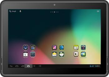 Tableta InfoTouch iTab 1012 16GB 3G Android 4.1 Black