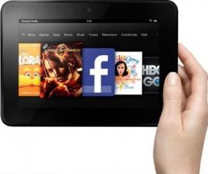 pret preturi Tableta Kindle Fire HD 7.0 16GB Android 4.0