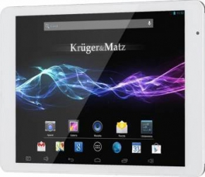 Tableta Kruger Matz KM0975 Eagle 975 Z3736F 16GB 3G Android 4.4 Silver