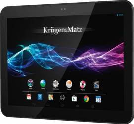 Tableta Kruger Matz KM1064.1 10.1 8GB Android 4.4 Black