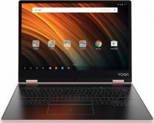 Tableta Lenovo Yoga YB-Q501F 12 32GB Android 6.0 Wi-Fi Rose Gold Tablete