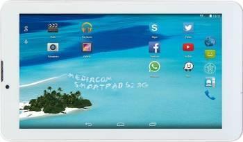 Tableta Mediacom SmartPad 7.0 S2 3G 8GB 3G Android 4.4 White