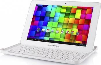 Tableta Modecom FreeTAB 1002 IPS X2 Android 4.2 White Tablete