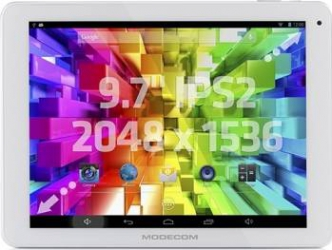 Tableta Modecom FreeTAB 9707 IPS2 X4+ Android 4.2 White Tablete