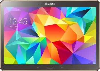 Tableta Samsung Galaxy Tab S 10.5 T805 16GB 4G Android 4.4 Bronze
