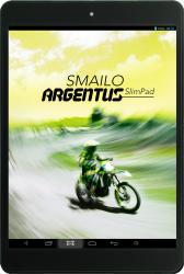 imagine Tableta Smailo Argentus SlimPad 7.85 8GB Android 4.2 smaarg785