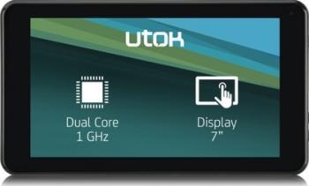 Tableta UTOK 701D 8GB Android 4.4 Black
