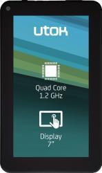 Tableta UTOK 701Q 8GB Android 4.4 Black