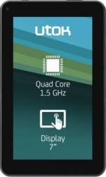 Tableta UTOK 702Q 8GB Android 4.4 Black