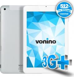 imagine Tableta Vonino Magnet M9 16GB 3G Android 4.2 White-Silver 2443740391386
