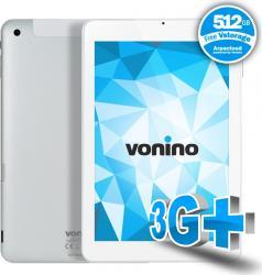 imagine Tableta Vonino Magnet M9 16GB 3G Android 4.2 White-Silver 2443740391386