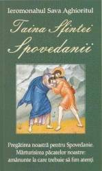 Taina Sfintei Spovedanii - Ieromonahul Sava Aghioritul Carti