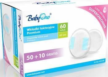 Tampoane San PREMIUM 031 Baby Ono 60 Buc Accesorii alaptare