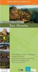 Tara Dornelor - Harta Turistica Carti