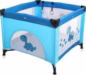Tarc de joaca Conti - Coto Baby - Albastru Patut bebe,tarcuri si saltele